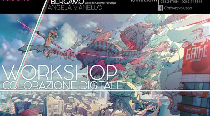 Workshop con Angela Vianello